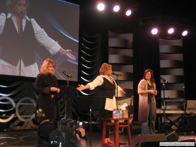 Sandi Patty & the Lisas :)