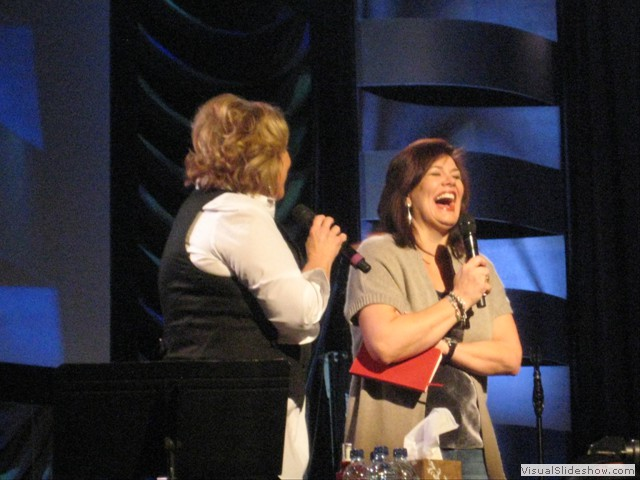 Sandi Patty & Lisa Harper