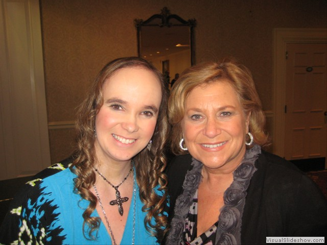 Sandi Patty & Jennifer
